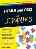 HTML5 und CSS3 für Dummies (eBook, PDF)