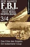 FBI Special Agent Owen Burke Folge 3/4 - Doppelband (eBook, ePUB)