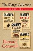 The Sharpe Collection: Books #12-15 (eBook, ePUB)