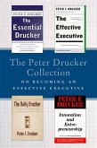 The Peter Drucker Collection on Becoming An Effective Executive (eBook, ePUB)