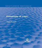 Philosophy of Logic (Routledge Revivals) (eBook, PDF)