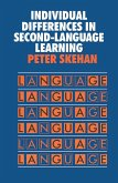 Individual Differences in Second Language Learning (eBook, ePUB)