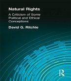 Natural Rights (eBook, PDF)