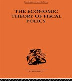 The Economic Theory of Fiscal Policy (eBook, PDF)