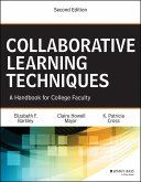 Collaborative Learning Techniques (eBook, ePUB)