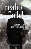 Creatio ex Nihilo (eBook, ePUB)
