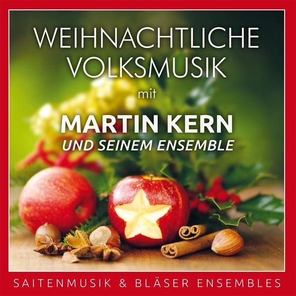 weihnachtliche volksmusik von kern martin ensembles cd. Black Bedroom Furniture Sets. Home Design Ideas