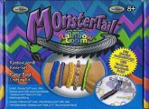Rainbow Loom Monster Tail, das Original (600 Stück inkl. 24 C-Clips)