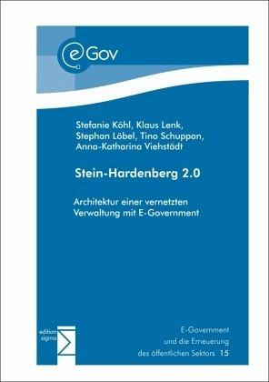 Stein-Hardenberg 2.0 - Köhl, Stefanie; Lenk, Klaus; Stephan, Löbel; Schuppan, Tino; Viehstädt, Anna-Katharina