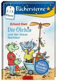 Die Olchis und der blaue Nachbar / Die Olchis Büchersterne 3. Klasse Bd.9