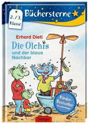 Buch-Reihe Die Olchis Büchersterne 3. Klasse von Erhard Dietl