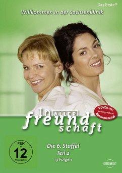 In aller Freundschaft - Staffel 6.2 DVD-Box - Rühmann,Thomas/Bellmann,Dieter