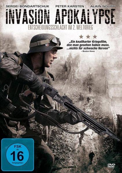 Der 2. Weltkrieg im Kinofilm: Sturmtrupp in den Tod auf