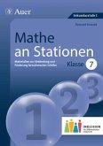 Mathe an Stationen 7 Inklusion