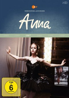 Anna - Die komplette Serie - 2 Disc DVD - Seidel,Silvia