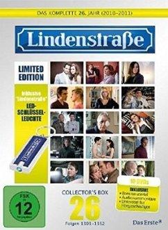 Die Lindenstraße - Das komplette 26. Jahr - Folgen 1301-1352 - Lindenstraße