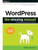 WordPress: The Missing Manual (eBook, ePUB)