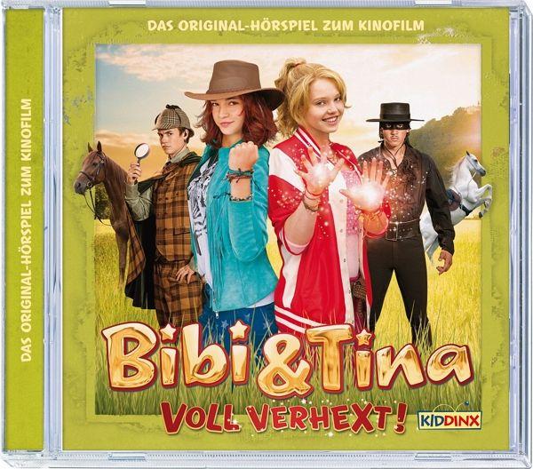 Bibi & Tina - Voll verhext, 1 Audio-CD
