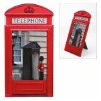 Bilderrahmen Glas Telefonzelle London