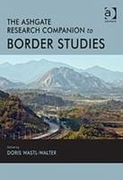 The Routledge Research Companion to Border Studies - Wastl-Walter, Doris