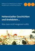 Hohenstadter Geschichten und Anekdoten...