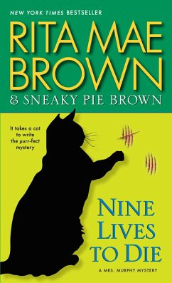 Nine Lives to Die - Brown, Rita Mae