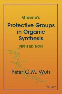 Greene´s Protective Groups in Organic Synthesis
