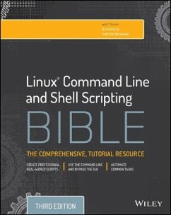 Linux Command Line and Shell Scripting Bible - Blum, Richard; Bresnahan, Christine