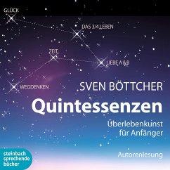 Quintessenzen (Ungekürzt) (MP3-Download) - Böttcher, Sven