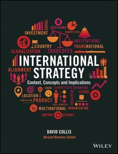 International Strategy (eBook, ePUB) - Collis, David