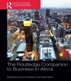 The Routledge Companion to Business in Africa (eBook, ePUB)