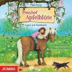 Lotte und Goldstück / Ponyhof Apfelblüte Bd.3 (CD)