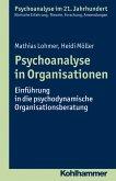 Psychoanalyse in Organisationen (eBook, PDF)