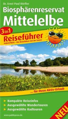 3in1-Reiseführer Biosphärenreservat Mittelelbe