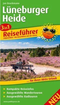 Lüneburger Heide 3in1-Reiseführer