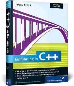 Einführung in C++ - Will, Torsten T.