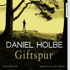 Giftspur / Sabine Kaufmann Bd.1 (MP3-Download) - Holbe, Daniel
