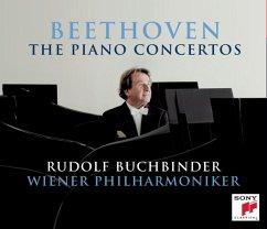 Beethoven: Die Klavierkonzerte - Buchbinder,Rudolf/Wiener Philharmoniker