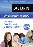 Wissen - Üben - Testen: Mathematik - Brüche und Dezimalzahlen 5.- 7. Klasse (eBook, PDF)