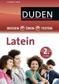 Wissen - Üben - Testen: Latein 2. Lernjahr (eBook, PDF)
