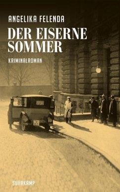 Der eiserne Sommer / Kommissär Reitmeyer Bd.1 (eBook, ePUB) - Felenda, Angelika