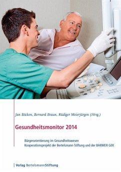 Gesundheitsmonitor 2014 (eBook, PDF)