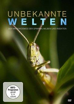 Unbekannte Welten - Der Mikrokosmos der Spinnen, Milben und Insekten - Wyss/Urs