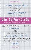 Die Löffel-Liste (eBook, ePUB)