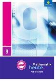 Mathematik heute 9. Arbeitsheft mit Lösungen. Hessen