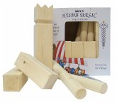 BEX 511-014 - Kubb Basic Birkenholz, Komplett Set