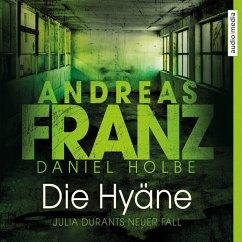 Die Hyäne / Julia Durant Bd.15 (MP3-Download) - Holbe, Daniel; Franz, Andreas