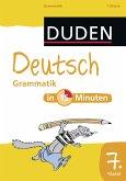 Deutsch in 15 Minuten - Grammatik 7. Klasse (eBook, PDF)