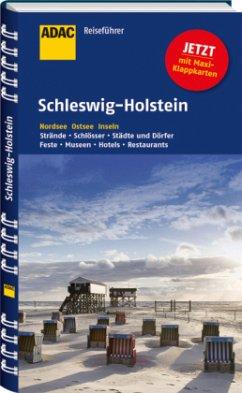 ADAC Reiseführer Schleswig-Holstein