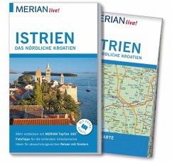 MERIAN live! Reiseführer Istrien. Das nördliche...